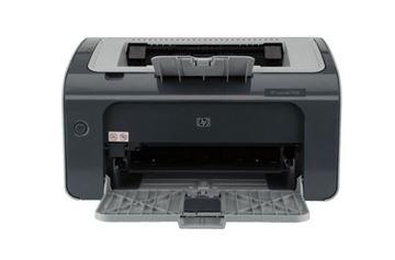 图片 惠普(HP)LaserJet Pro P1106黑白 激光打印机