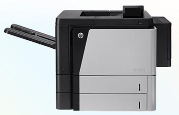 图片 惠普( HP) LaserJet Enterprise M806dn 黑白激光打印机
