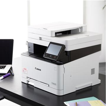 图片 佳能(Canon)MF635Cx imageCLASS 智能彩立方 彩色激光多功能打一体机