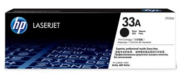 图片 惠普(HP)CF233A 33A 黑色 硒鼓 适用于LaserJet Ultra M106w M134a M134fn
