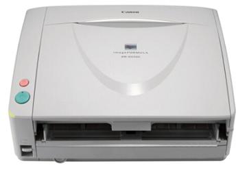 图片 佳能(Canon)DR-6030C彩色 A3双面扫描仪 专业高速文件扫描仪
