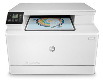 图片 惠普(HP)Color LaserJet Pro MFP M180n A4 彩色激光 多功能一体机