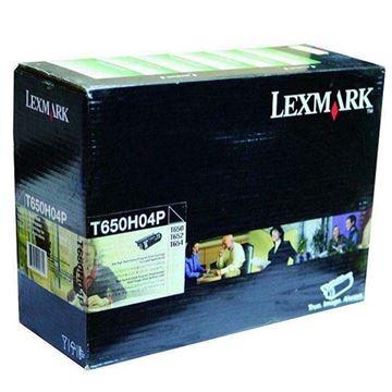 图片 利盟(Lexmark)T650H04P 硒鼓墨粉 黑(适用 T650/652/654dn/650n/dn)
