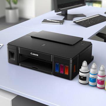 图片 佳能 G1810 A4加墨式高容量打印机 约445*330*135mm(计价单位:台)