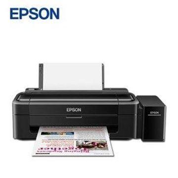 图片 爱普生(EPSON)L130  A4 喷墨打印机 A4幅面 不支持网络打印一年保修