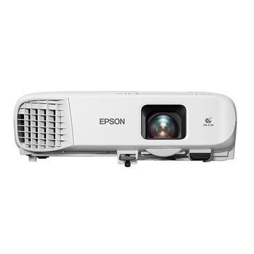 图片 爱普生(EPSON) CB-2042 投影机 4400流明 单主机,不含相关配件及线材安装费用 白色 主机2年,灯炮半年保修