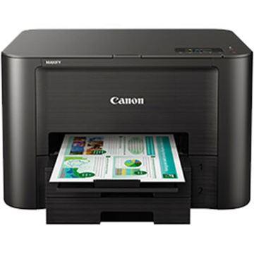 图片 佳能(Canon) iB4180 高速商用彩色喷墨无线打印机