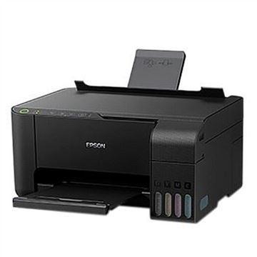 图片 爱普生 EPSON A4全新墨仓式彩色多功能一体机L3158(打印、复印、扫描)