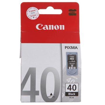 图片 佳能(Canon)PG-40 黑色 打印机墨盒 适用于IP1180 IP1980 IP2680 MP198 MX308 MX318 打印量350页