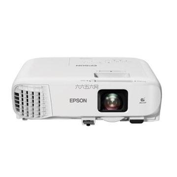 图片 爱普生(EPSON)CB-2247U投影仪 商务 办公 家用投影机 白色4200流明 1920*1200分辨率 官方标配