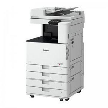 图片 复印机 佳能IR-ADV C3520 彩色复印机 双面同步输稿器