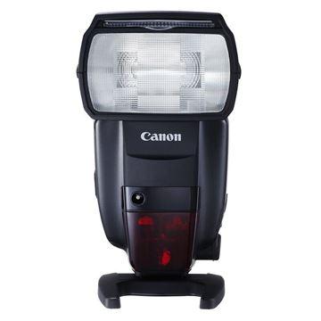 图片 佳能(Canon)600EX II-RT 闪光灯 适用于所有型号EOS相机 EOS M10除外 黑色