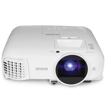 图片 爱普生(EPSON) CH-TW5400家用投影仪 高清投影机 白色 CH-TW5400