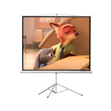 图片 红叶(H.Y)120寸 16:10 电动 投影幕  (包安装,布线)
