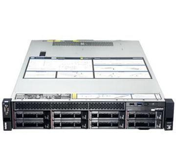 图片 联想(Lenovo)SR550 2U机架服务器 (1*42082.1GHz8C,1x16G,2*1.2TSAS,支持8x2.5,730-8i1GB,2*1000M,1*550W linux系统)