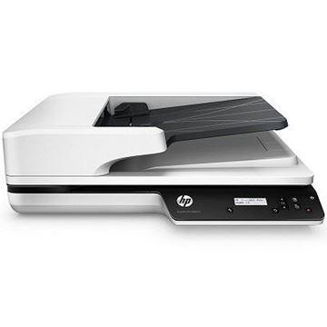 图片 惠普(HP)ScanJet Pro 3500 f1 平板+馈纸式扫描仪