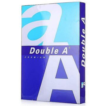 图片 Double A /达伯埃 复印纸 A3 80G 5包/箱 500张/包 产地中国