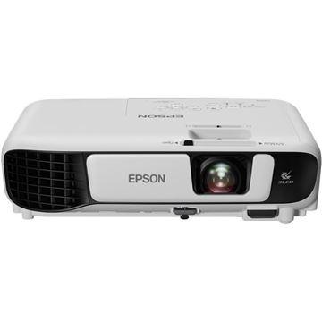 图片 爱普生(EPSON)CB-X41 商务办公投影机  教学会议投影 家用高清投影仪(3600流明 1024x768分辨率)