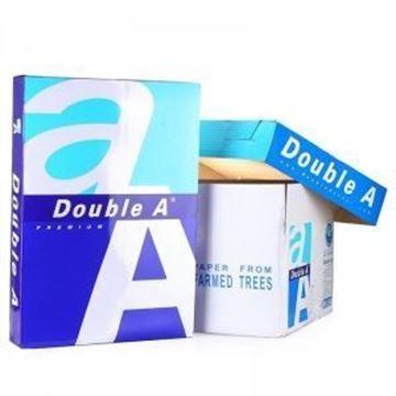 图片 Double a/达伯埃A4/70G复印纸5包/箱(单位:箱)