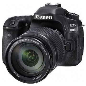 图片 佳能(Canon)(EOS 80D)单反机身