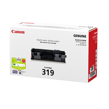 图片 佳能(Canon)CRG-319 黑色 硒鼓 适用于LBP6300DN LBP6650DN