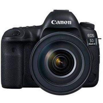 图片 佳能(Canon)EOS 5D Mark IV/5D4 单反相机 (含佳能(Canon)EF 24-105mm f/4L IS II USM*1、佳能(Canon) 镜头EF 70-200mm f/2.8L IS III USM、佳能470EX闪光灯等配件 )