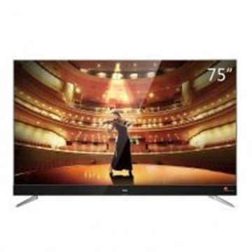 图片 TCL 75英寸4K智能液晶电视 75C2 节能 底座、普通挂架二选一(含标准安装)
