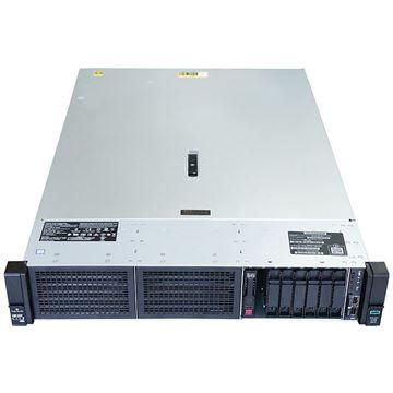 图片 1颗IntelXeonSilver4210 处理器, 2颗;IntelC621芯片; 16GB2Rx8 内存, 集成4口千兆 网卡;HPESmartArray 2G缓存SR12GSASRAID ,标配无硬盘,  5个风扇; 1个800W电源,  3年5*9,NBD;HPE1.2TBSAS10KSFFSCDSHDD2个,