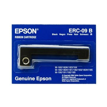 图片 爱普生 EPSON 色带框/色带架 ERC-09 (黑色)